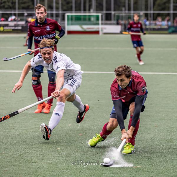 Hockey: Klein Zwitserland H1
