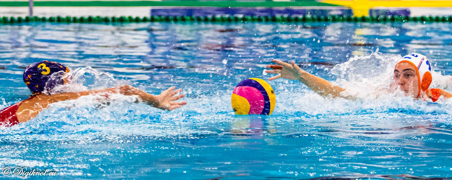 Vasco Consult Waterpolo Trophy, Zwemcentrum te Rotterdam